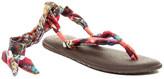 Sanuk Yoga Slinged Up Ankle Tie Sandal (Women)