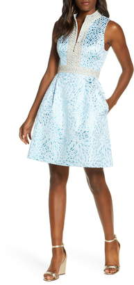 Lilly Pulitzer Franci Fit & Flare Dress