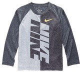 Nike Toddler Boy's Dry Colorblock Logo T-Shirt