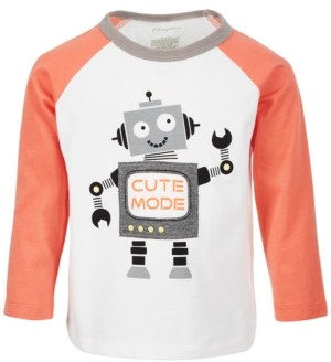 First Impressions Baby Boys Cute Mode T-Shirt, Created for Macy's