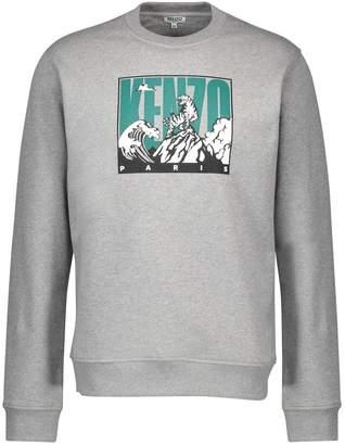 Kenzo Mountain sweatshirt