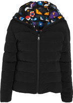 Fendi Wonders Reversible Shell Down Jacket - Black