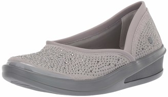 BZees Women's Moonlight Slip-Ons Loafer