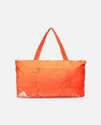 Stella McCartney Orange Large Tote, Women's