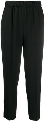 Escada Cropped Tapered Trousers