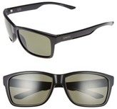 Smith Men's 'Drake' 61Mm Polarized Sunglasses - Black