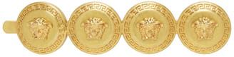 Versace Gold Medusa Tribute Barette