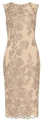 Phase Eight Rhea Dress, Latte
