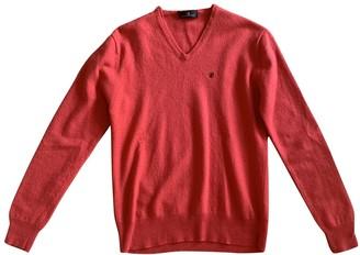 Carolina Herrera Red Wool Knitwear for Women