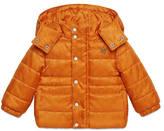 Gucci Baby GG nylon padded jacket
