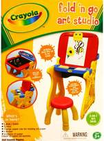 Crayola Grow'n Up Fold 'n Go Art Studio