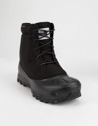The North Face Tsumoru Black Mens Boots