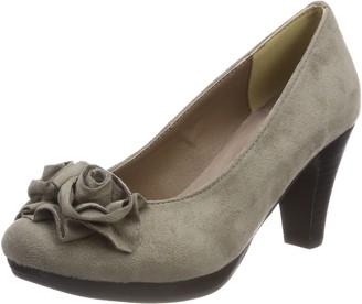 Hirschkogel Women's 3000518 Closed Toe Heels