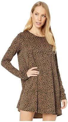 Show Me Your Mumu Toby Dress (Nice to Cheetah Stretch) Women's Dress