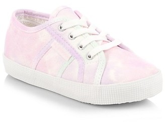 Superga Baby's, Little Girl's & Girl's 2750 Cotbumper Tie-Dye Sneakers