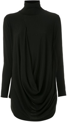 Uma | Raquel Davidowicz Church draped blouse