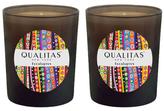 Qualitas Candles Eucalyptus Candles (6.5 OZ) (Set of 2)