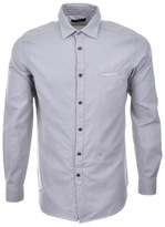 Diesel S All Shirt Grey