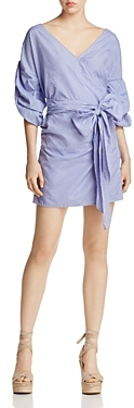 MLM Label Salo Wrap Dress - 100% Exclusive