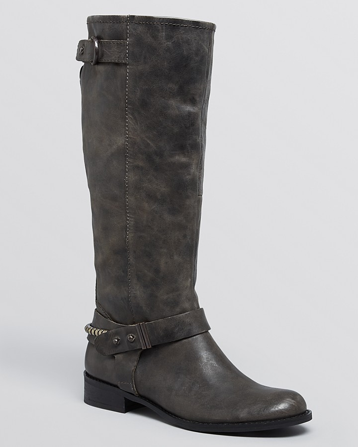 Steve Madden STEVEN BY Riding Boots - Ryley