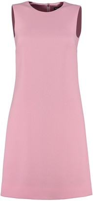 Dolce & Gabbana Crepe Sheath Dress