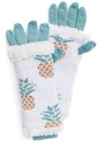 Muk Luks Women's Pineapple 3-in-1 Glove