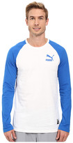 Puma Archive Logo Long Sleeve Raglan