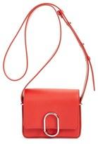 3.1 Phillip Lim 'Mini Alix' Leather Shoulder Bag - Red