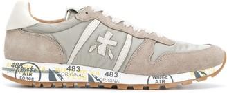 Premiata Eric printed sole sneakers