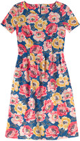 Cath Kidston Peony Bloom Cotton Dress