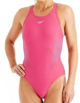 Speedo Womens T Ladies Swimsuit Bathsuit Bathing Swimming Suit Costume Swimwear