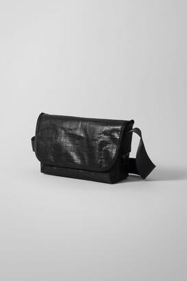 Weekday Klara Messenger Bag - Black