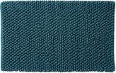 CB2 Cirrus Blue Green Bath Mat