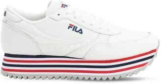 Fila Urban Orbit Zeppa Stripe Wmn Sneakers
