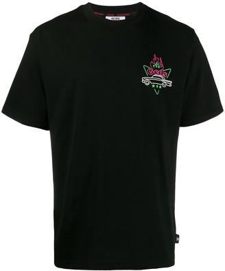 GCDS printed Ride T-shirt