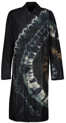Dries Van Noten Ryd Tie-Dye cotton coat