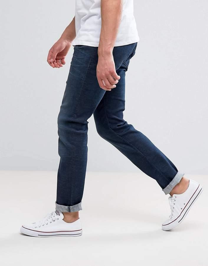 Wrangler Larston Slim Stretch Jeans X-It Wash