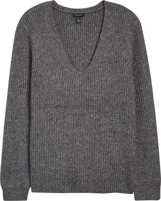 Halogen Balloon Sleeve Sweater