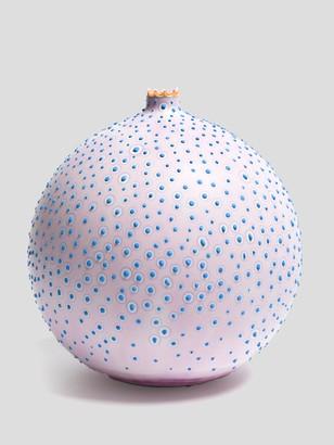 Elyse Graham Microbe Pasteur Sterling Vase