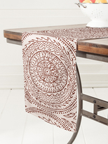 Deny Designs Anthology of Pattern Elle Sundial Light Table Runner