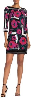 Trina Turk Breezer Printed Mini Dress