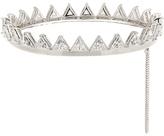 Eddie Borgo Orion silver-plated bracelet