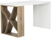 One Kings Lane Carlene Desk - White/Oak