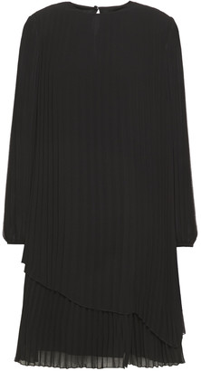 Paul Smith Layered Pleated Georgette Dress