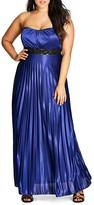 City Chic Helena Maxi Dress