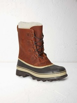 White Stuff Sorel caribou wool boot