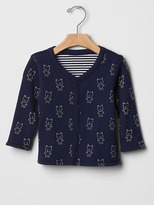 Gap Favorite reversible printed jacket