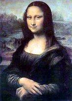 Leonardo 1art1 Posters Da Vinci Poster Art Print - La Gioconda (35 x 24 inches)