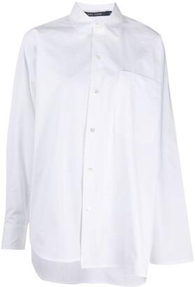 Sofie D'hoore Asymmetric Button-Down Shirt