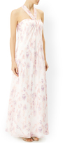 Monsoon Magnolia Print Maxi Dress